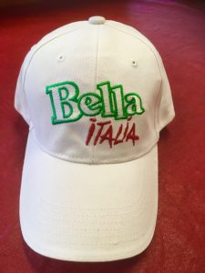 Bella Italia white hat
