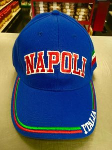Blue Napoli Front