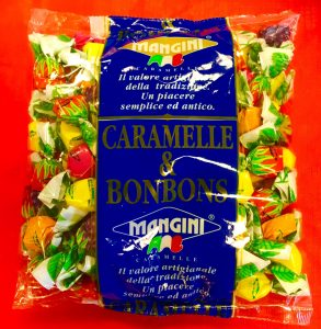 Jumbo bag assorted Italian candies